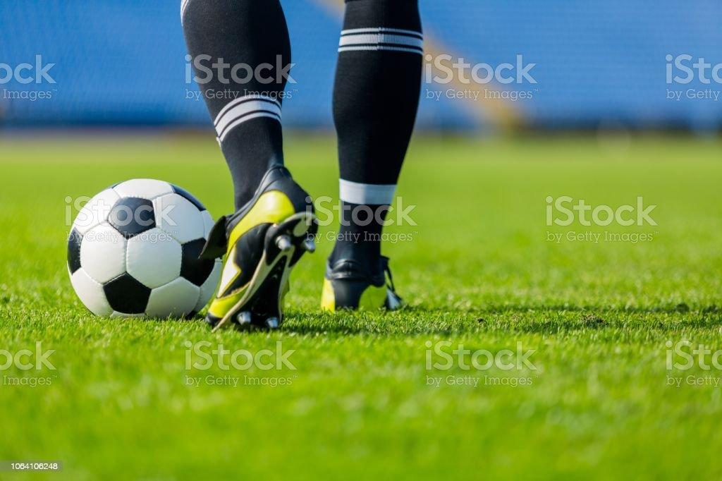 Fußball. – Foto