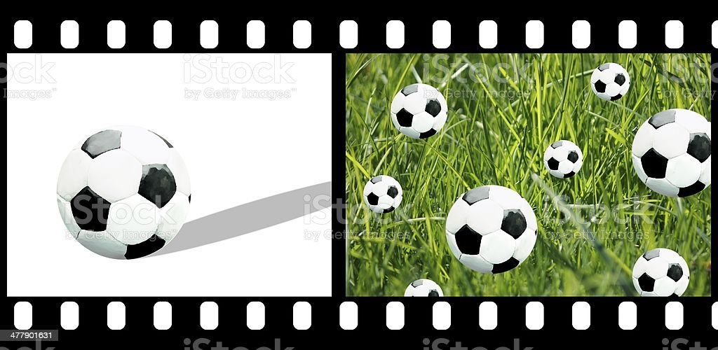 soccer royalty-free stock photo