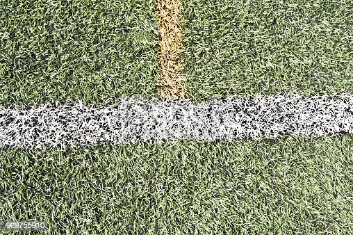 637297180 istock photo Soccer Pitch Markings 969755910
