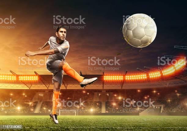 Soccer player in action on professional soccer stadium picture id1157318062?b=1&k=6&m=1157318062&s=612x612&h=ttg5zadsruiqs08wolp5fik qcsjzzlk66ddxnfdnu8=