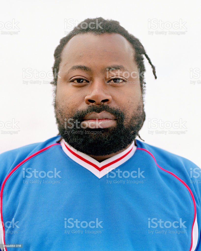 Soccer player royalty free stockfoto