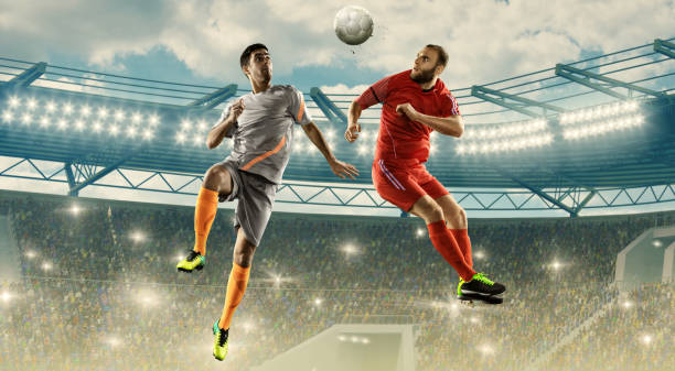 Soccer players fighting for a ball on a stadium picture id1163936530?b=1&k=6&m=1163936530&s=612x612&w=0&h=enlelvqdf wojzvp3cfsws7t1cggjrsep555jr85uik=