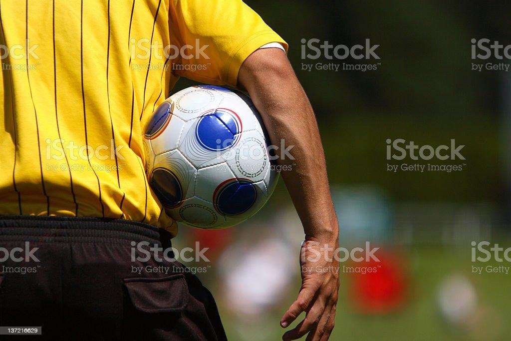 Arbitre de football - Photo