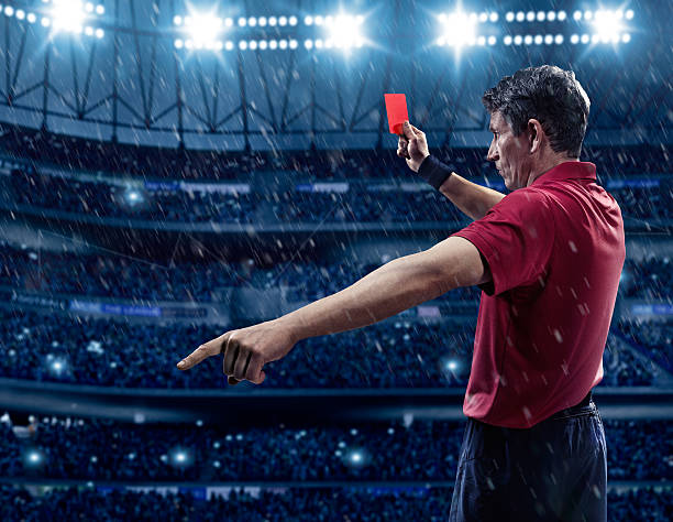 Soccer referee Soccer referee referee stock pictures, royalty-free photos & images