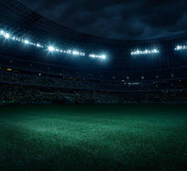 - Fußballstadion – Foto