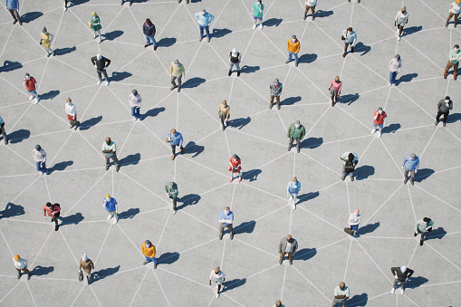 Social Distancing And Networking