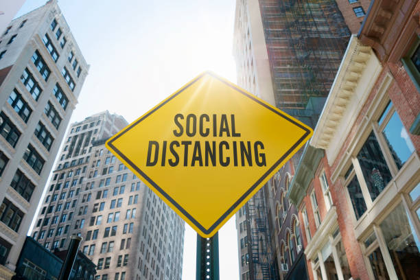 social distancing - social distancing stock pictures, royalty-free photos & images