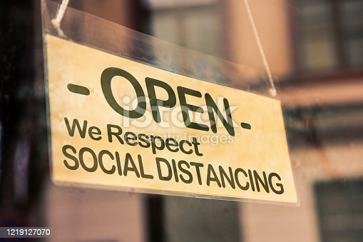 Social Distancing rules,