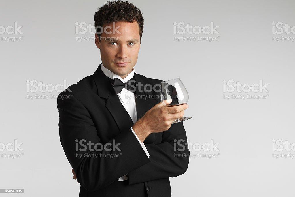 Social Drinking royalty-free stock photo