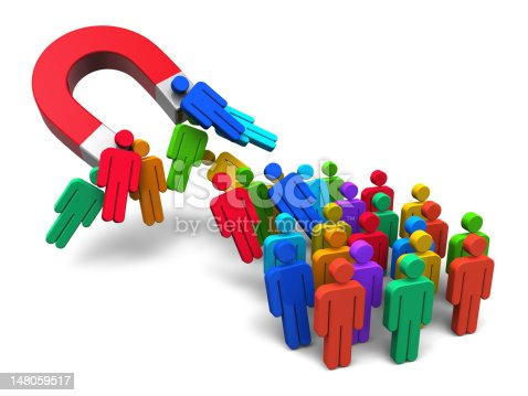 istock Social engineering concept 148059517