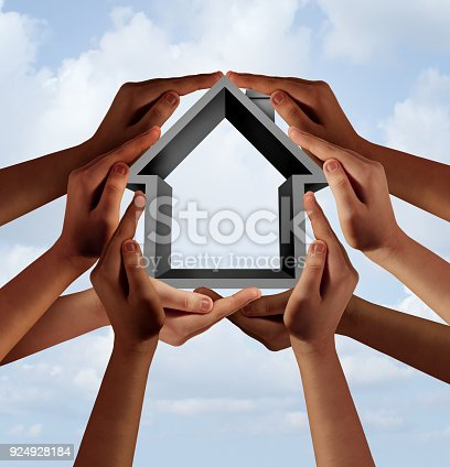 958039576 istock photo Social Housing 924928184