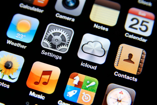 App iCloud Drive