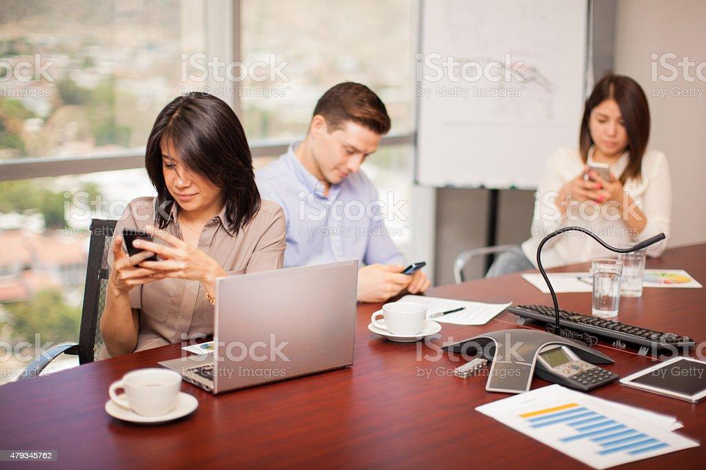 Social-media-beats Arbeit – Foto