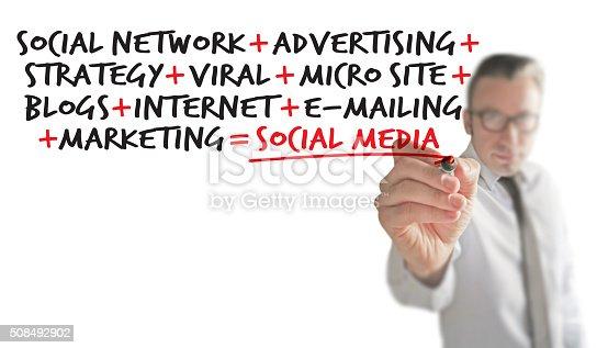 453611003istockphoto Social Media Calculation 508492902