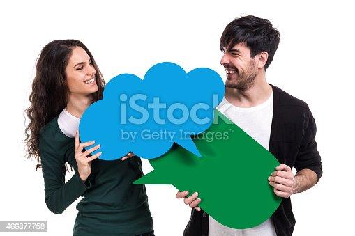 854381780istockphoto Social media concept 466877758