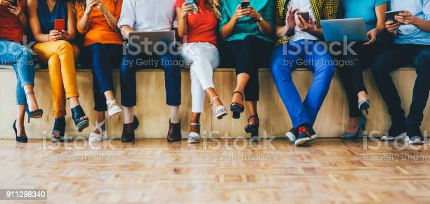 Social Media Concept Stock Photo - Download Image Now