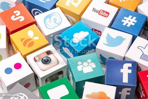 istock Social Media Icons 472324118