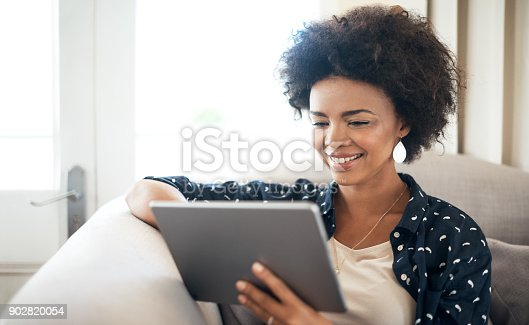 istock Social media is on fire today! 902820054