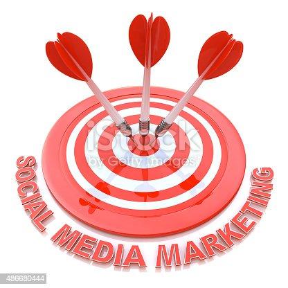 istock Social media marketing 486680444