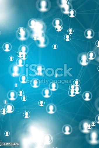 698608384 istock photo social media network backgrounds 968296474