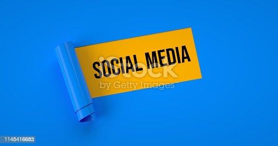 istock Social Media 1145416683