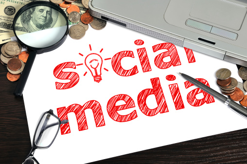 Social Media Stock Photo - Download Image Now
