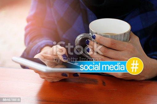 istock Social Media 884678818