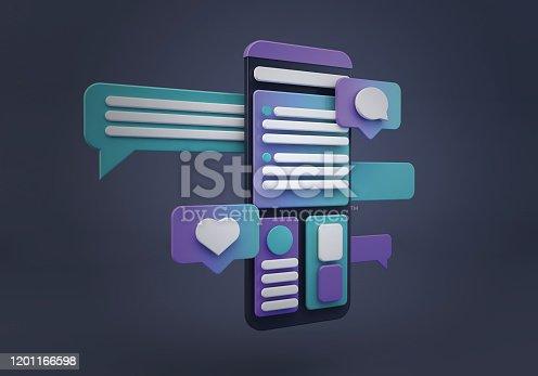 istock social media smartphone 1201166598