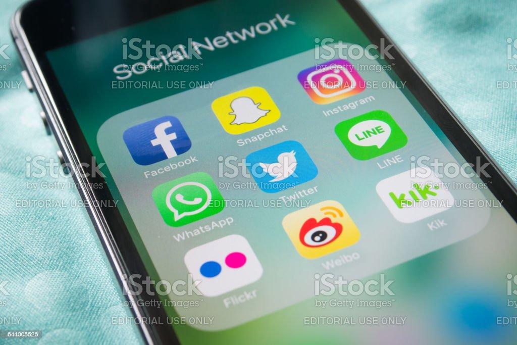 ソーシャルネットワークアプリケーション用 - Flickrのロイヤリティフリーストックフォト