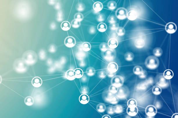 sieć społecznościowa - sieć komputerowa zdjęcia i obrazy z banku zdjęć