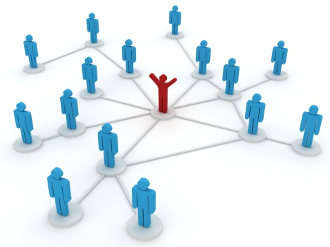 Social Network Stock Photo - Download Image Now