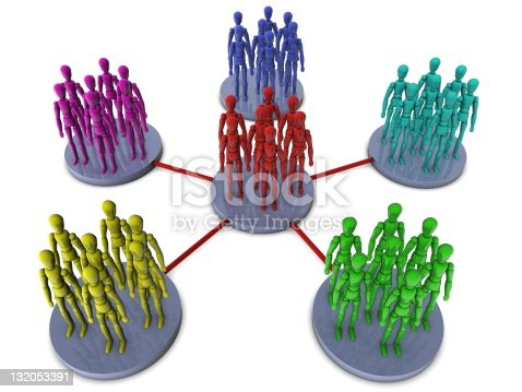 istock Social Network 132053391