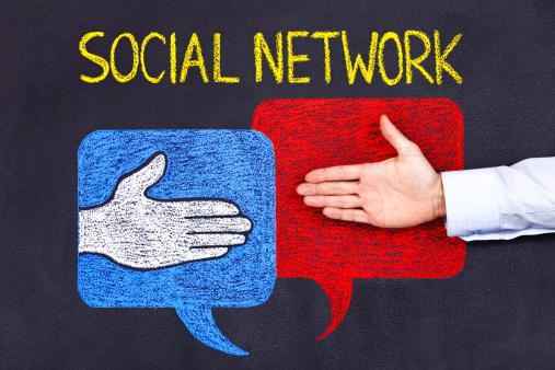 Soziales Netzwerk Stockfoto und mehr Bilder von Brainstorming
