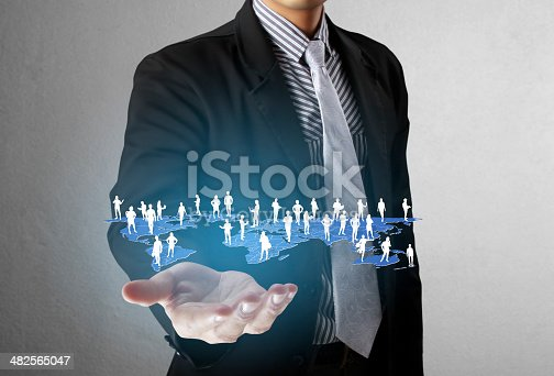 522382893istockphoto social network structure 482565047