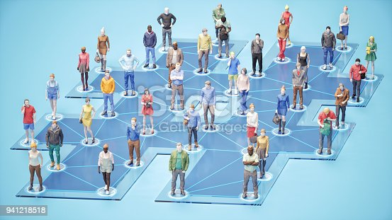 istock Social Networking 941218518