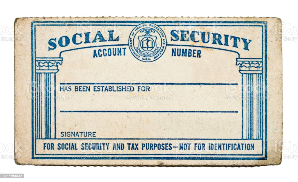 social security card stock photo  download image now  istock
