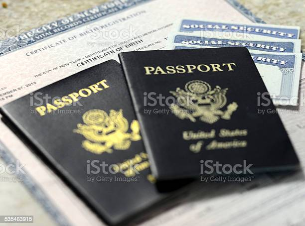 Social security cards and passports picture id535463915?b=1&k=6&m=535463915&s=612x612&h=7rwx3gtfda5b1x58rhw55dy3osn9dacogqpgwvtoate=