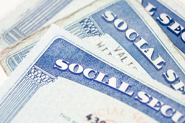 Social security cards  social security stock pictures, royalty-free photos & images