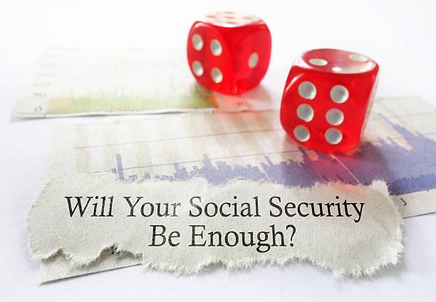 social security dice - previdencia social - fotografias e filmes do acervo