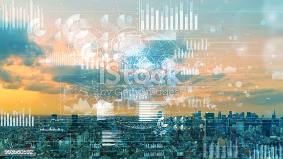 1190039622istockphoto Society and statistics. 993560592