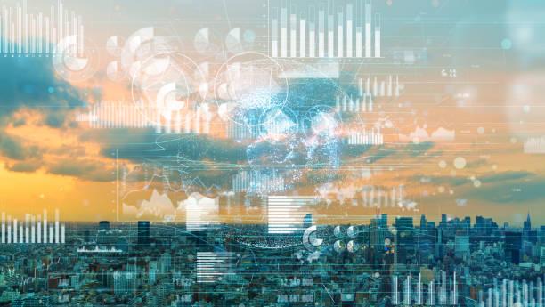 gesellschaft und statistiken. - soziologie stock-fotos und bilder