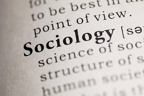 soziologie - soziologie stock-fotos und bilder