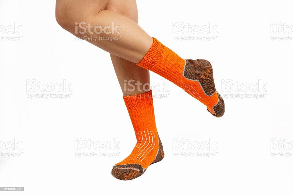 Sock stock photo