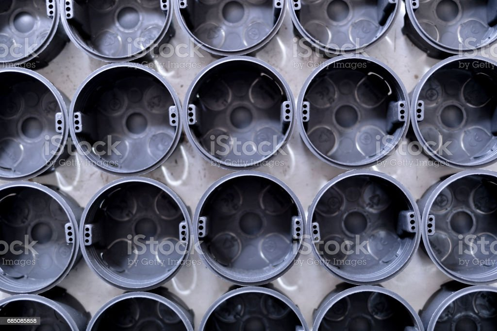 sockets royalty-free stock photo