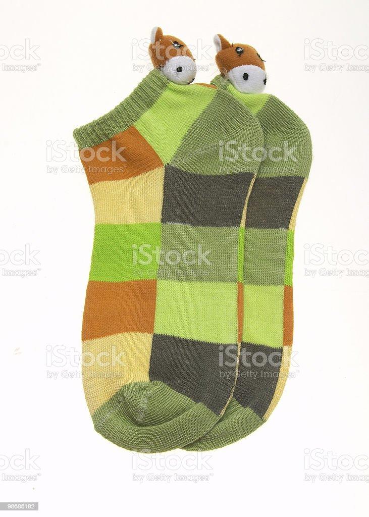 socks 1 royalty-free stock photo