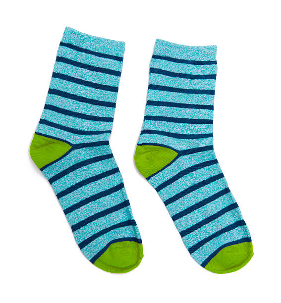 socks - pair stock photos and pictures