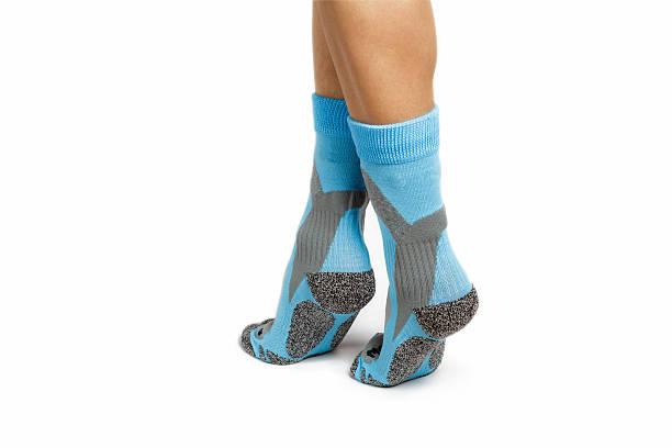Socks stock photo