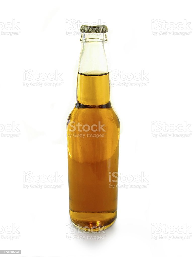Soda Bottle royalty-free stock photo