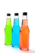 Three Bottles of Soda or Wine Coolers