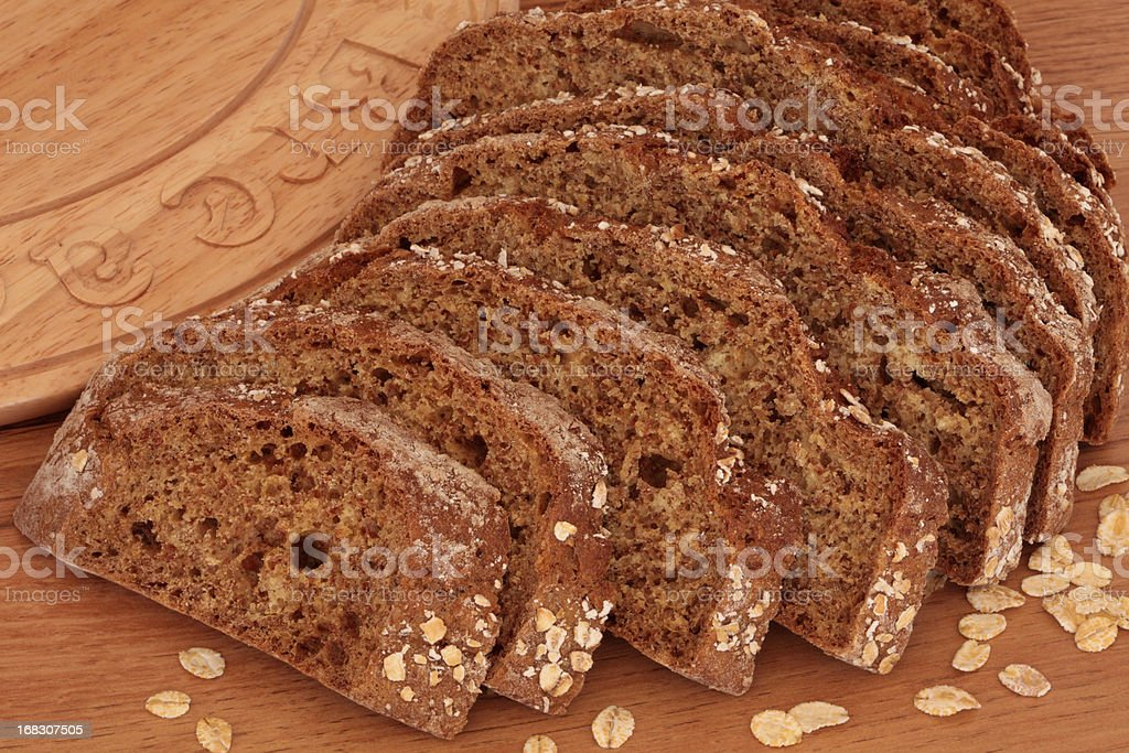 Soda Bread stock photo